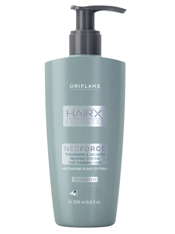 Shampoo NeoForce HairX Advanced
