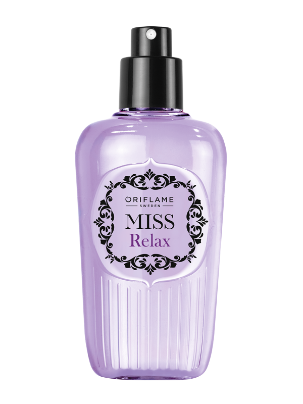 Miss Relax Fragancia en Spray