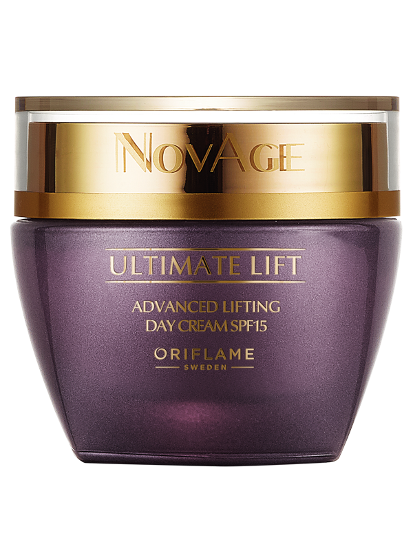 Crema de Día Efecto Lifting FPS 15 Ultimate Lift NovAge