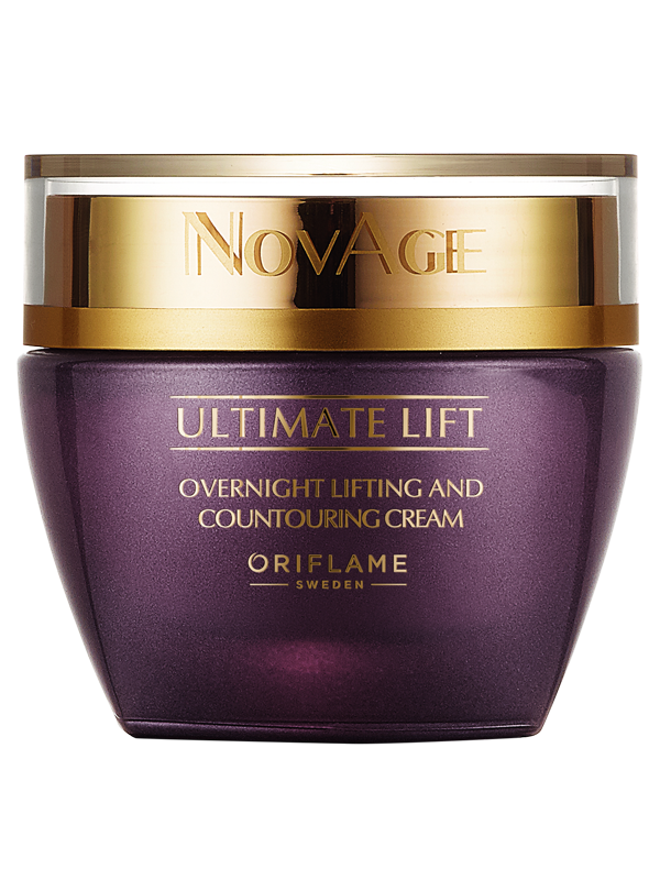 Crema de Noche Efecto Lifting Ultimate Lift NovAge
