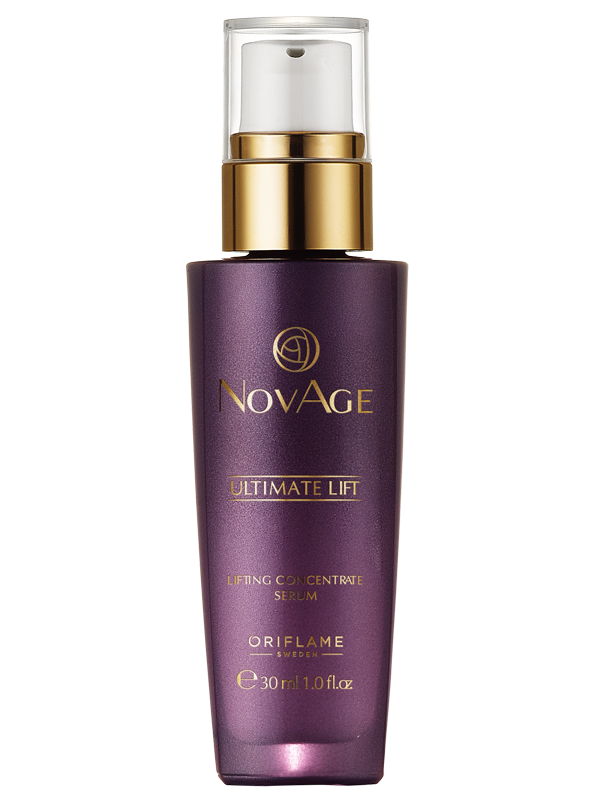 Tratamiento Concentrado Efecto Lifting NovAge Ultimate Lift