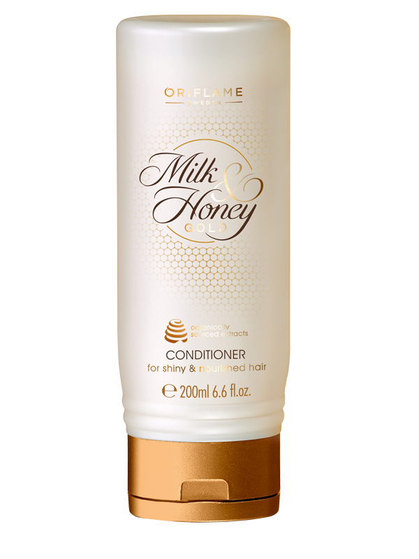 Acondicionador Milk & Honey Gold