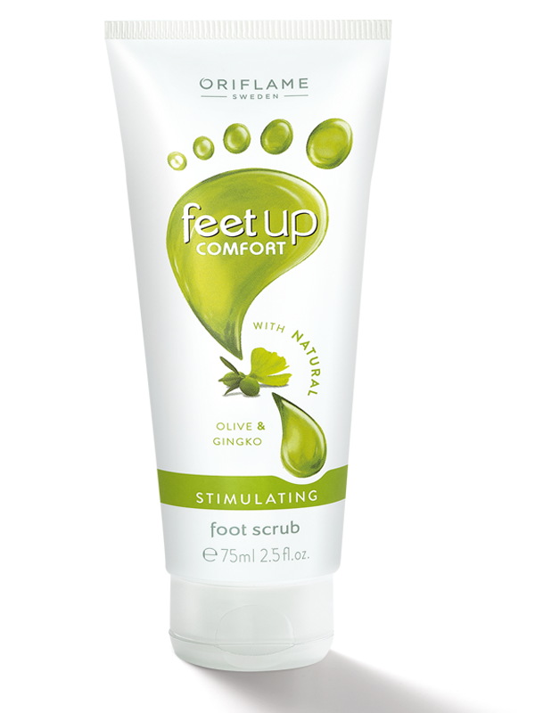 Exfoliante para Pies Feet Up Comfort