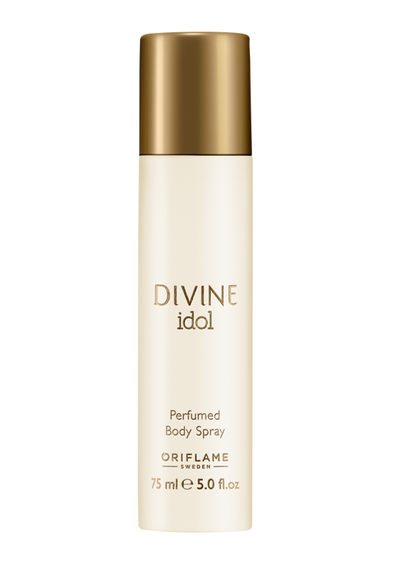 Spray Corporal Divine Idol