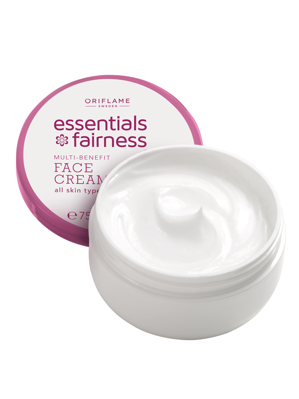 Crema Facial Multi-beneficios Essentials Fairness