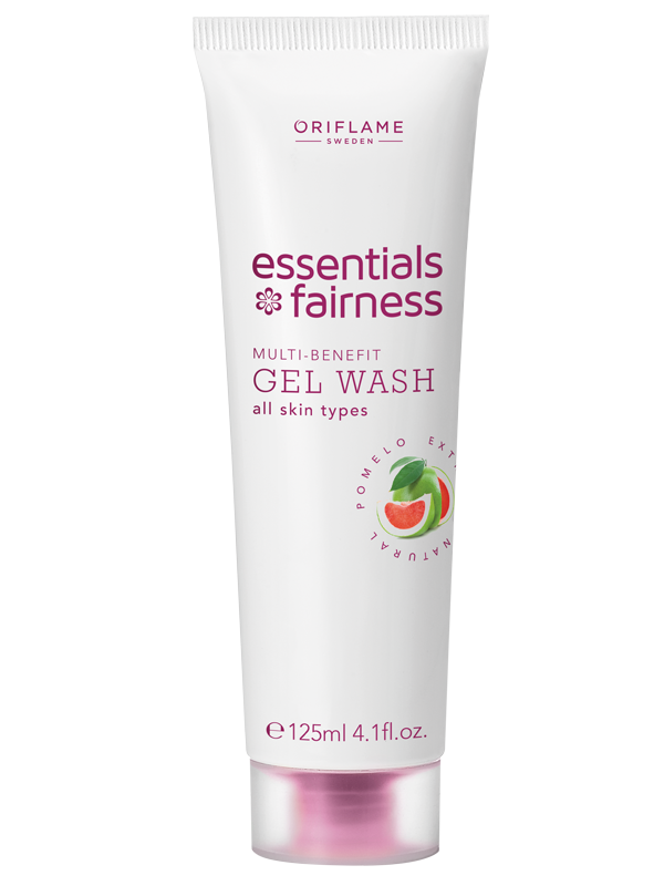 Limpiadora en Gel Multi-beneficios Essentials Fairness