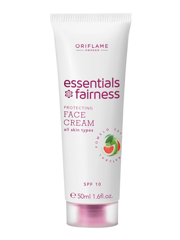 Crema Facial Protectora FPS 10 Essentials Fairness