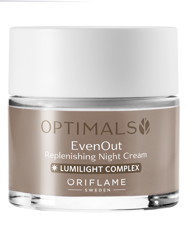 Crema de Noche Antimanchas Even Out Optimals