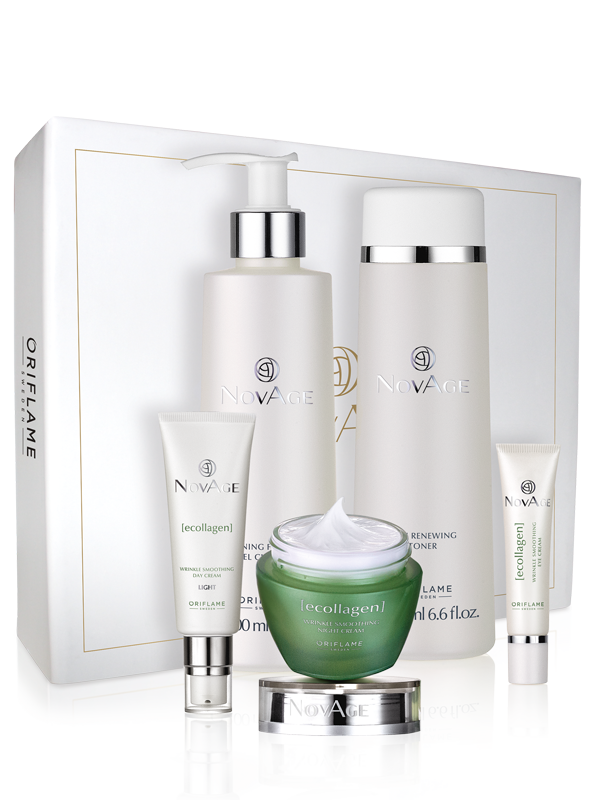 Set Ecollagen Light NovAge