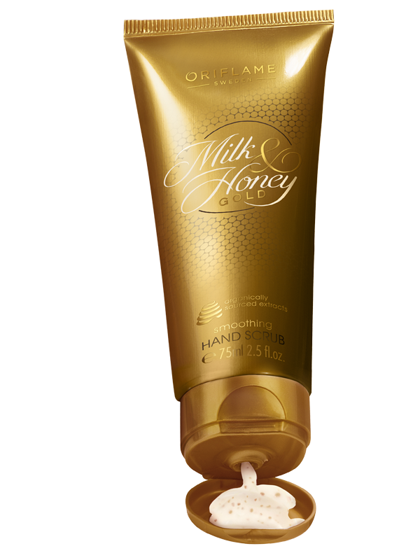 Exfoliante de Manos Milk & Honey Gold