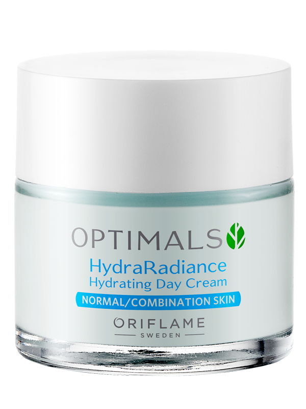 Crema de Día  Optimals HydraRadiance