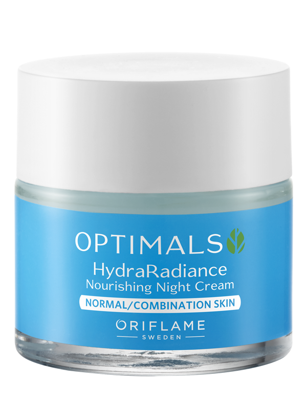 Crema de Noche  Optimals HydraRadiance