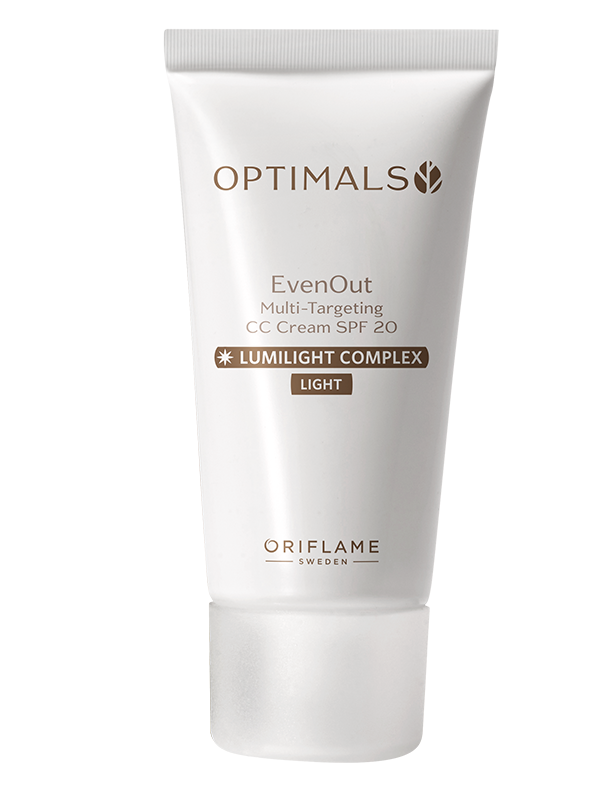 Crema Facial CC Cream FPS 20  Even Out Optimals