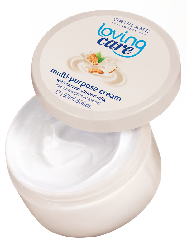 Crema Multibeneficios Loving Care
