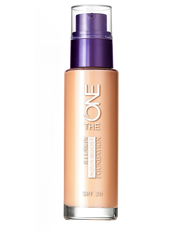 Base de Maquillaje Aqua Boost FPS 20 The ONE