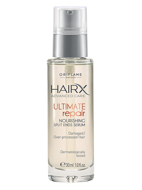 Tratamiento Puntas Abiertas Ultimate Repair  HairX Advanced Care