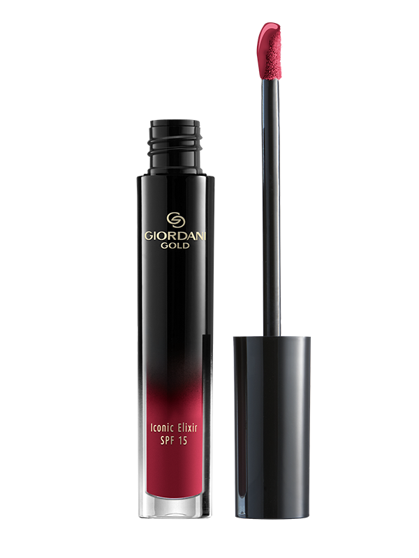 Labial Iconic Elixir Mate FPS 15  Giordani Gold
