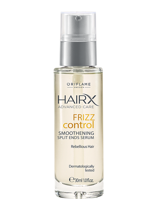 Tratamiento para Puntas Abiertas HairX Advanced Care Frizz Control