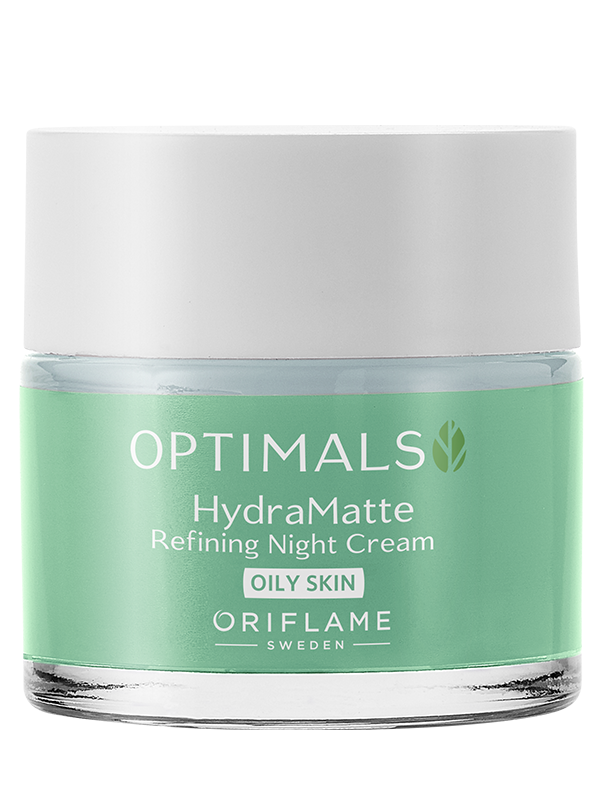 Crema de Noche Equilibrante Hydra Matte Optimals
