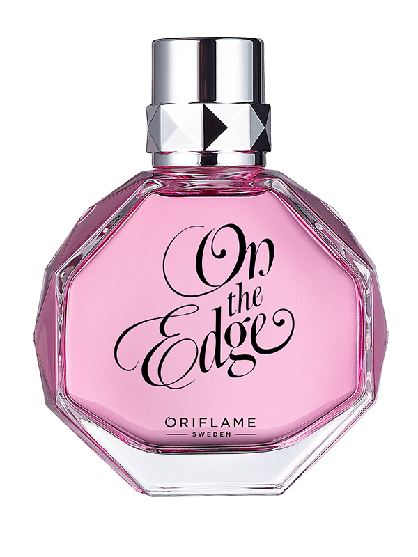 On The Edge Eau de Toilette