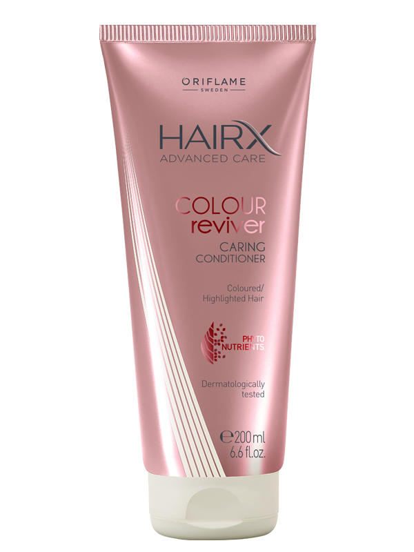 Acondicionador HairX Advanced Care Colour Reviver