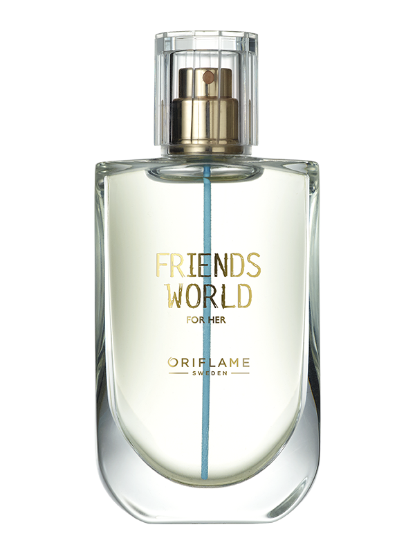 Friends World para Ella Eau de Toilette