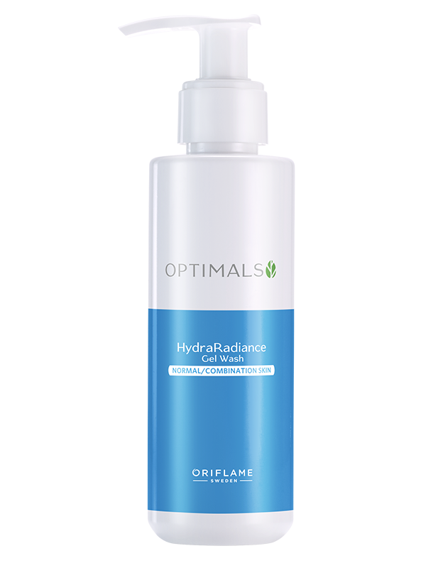 Limpiadora en Gel Optimals Hydra Radiance