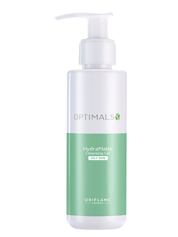 Limpiadora en Gel  Optimals Hydra Matte