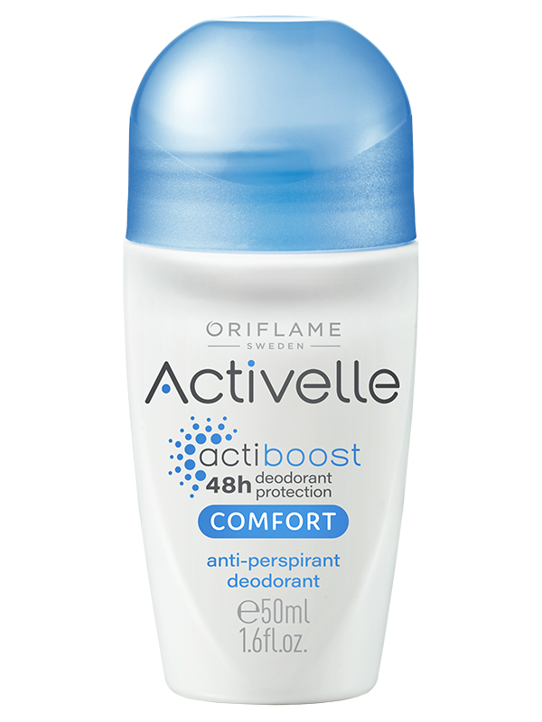 Desodorante Antitranspirante Comfort en Roll-On Activelle