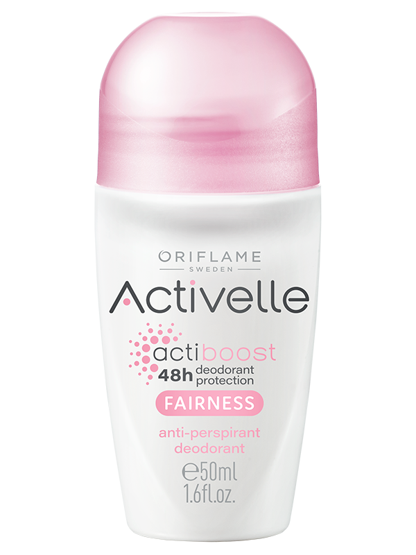 Desodorante Antitranspirante Fairness en Roll-On Activelle