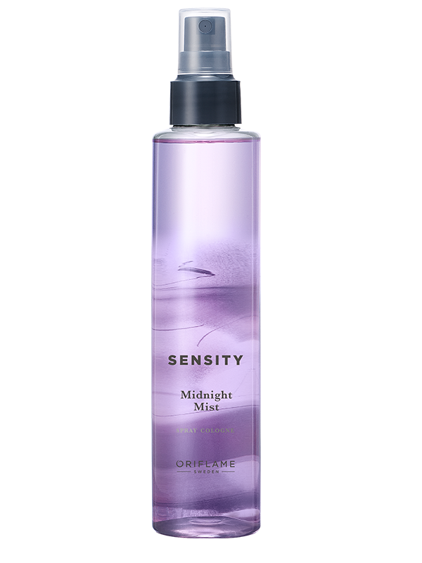 Midnight Mist  Spray Cologne Sensity