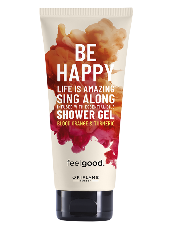 Gel de Ducha Be Happy  Feel Good