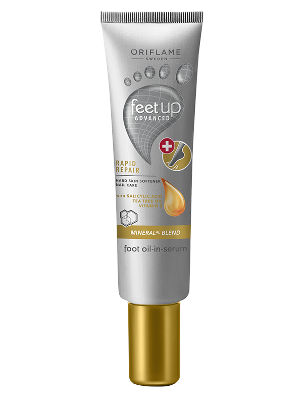 Tratamiento Reparador en Aceite Feet Up Advanced