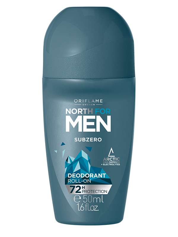 Desodorante en Roll-On North For Men SubZero