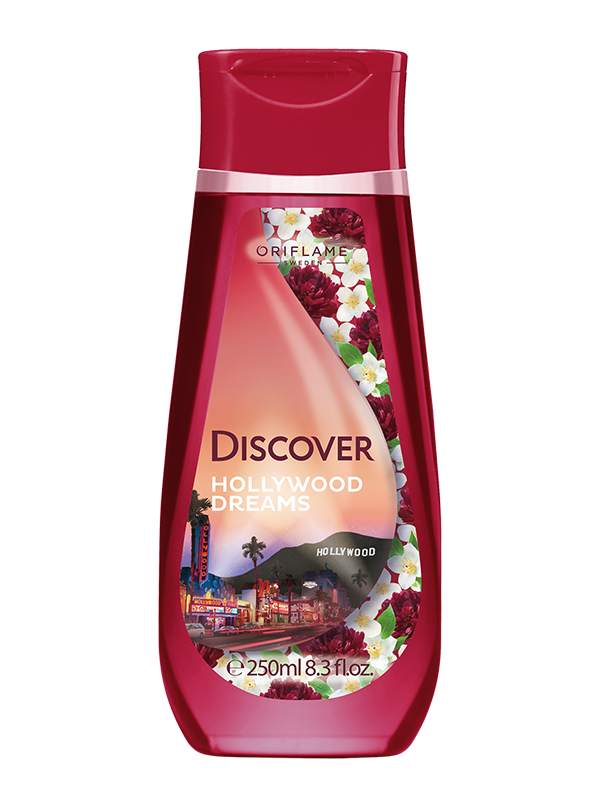 Gel de Ducha Discover Hollywood Dreams