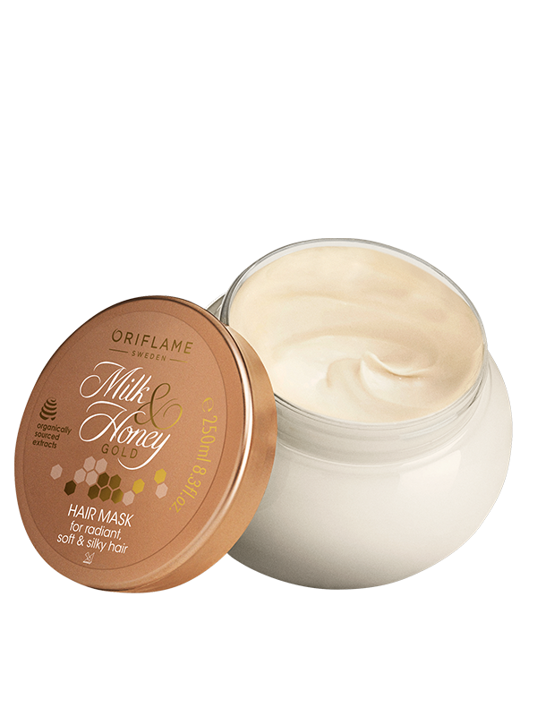 Mascarilla Suavizante Milk & Honey Gold