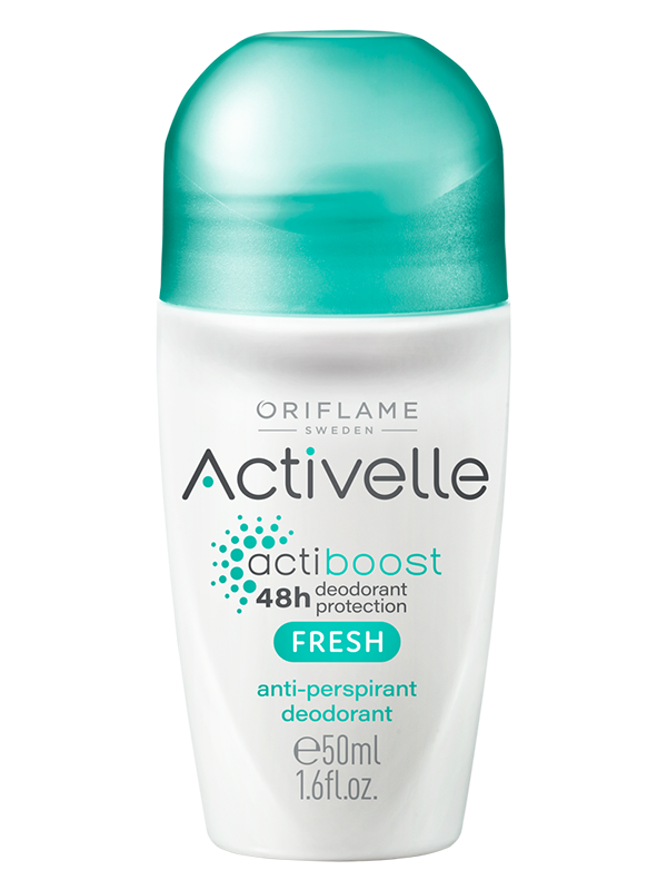Desodorantes Antitranspirante en Roll-On Fresh 48H Activelle