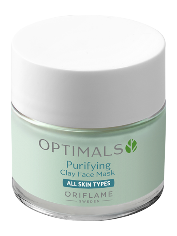 Mascarilla Purificante de Arcilla Optimals