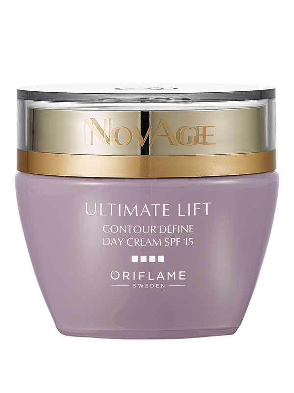 Ultimate Lift Crema de Día Anti-Arrugas Reafirmante Efecto Lifting FPS 15 NovAge