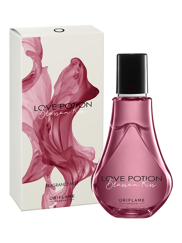 Fragance Mist Love Potion  Blossom Kiss